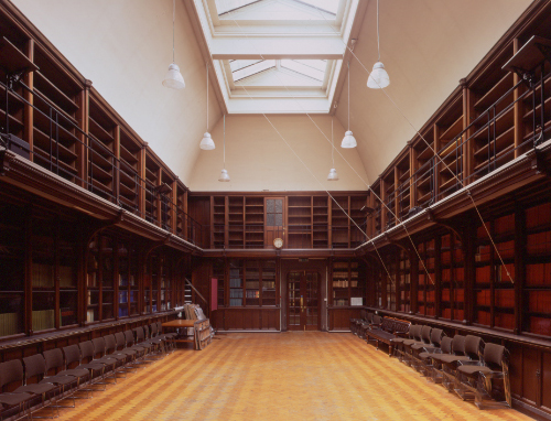 The Antiquaries Library